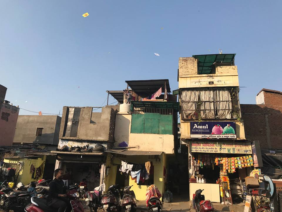 Incrementam Housing as seen in Behrampura in Ahmedabad
